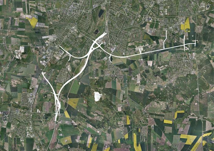 13 7 Nye Vejanlaeg I Aalborg Syd Kommuneplan